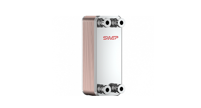 SWEP introduces the B4T ultra pressure model targeting C02 refrigerant applications