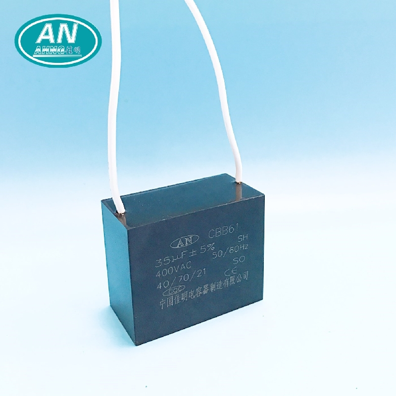 High performance 1uf 450v ceiling fan wiring diagram capacitor cbb61 ...