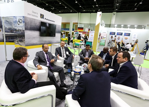 The Big 5 Dubai International Building and Construction Show 2018