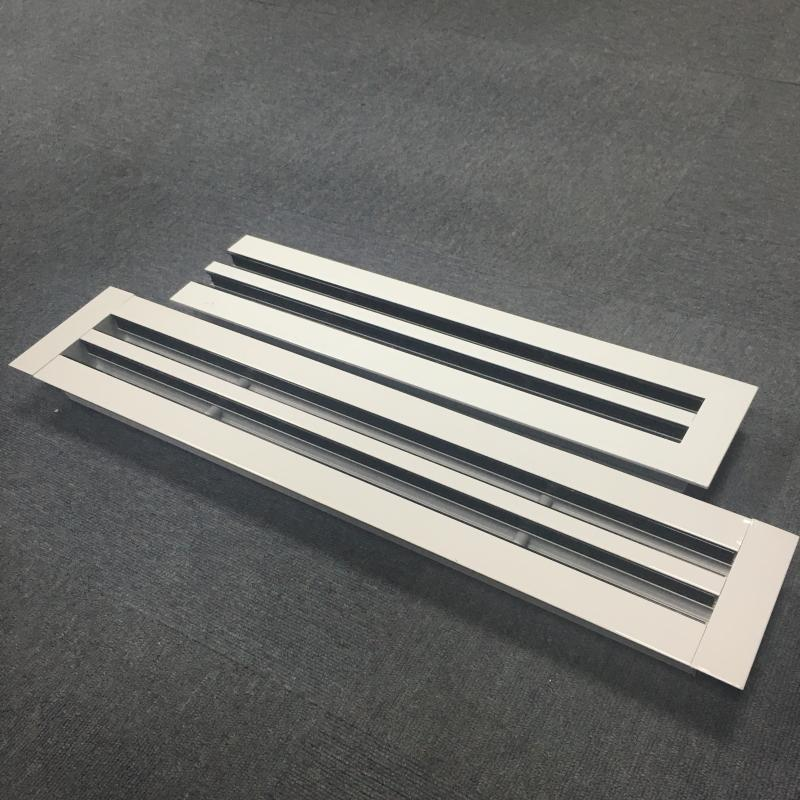 China Factory Air Conditioning Aluminium Hvac Linear Slot