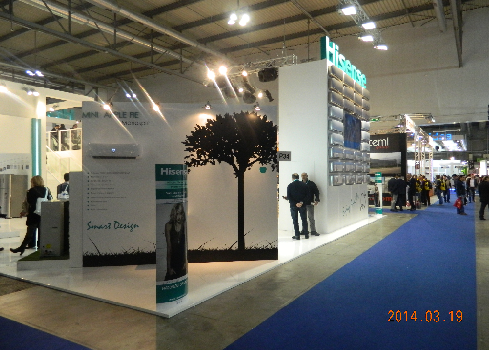 MCE Italy 2014-39th Global Comfort Technology Exhibition