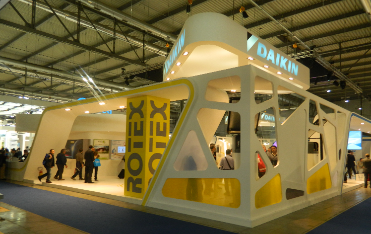 40th Global Comfort Technology Exhibition 2016 MCE Italy