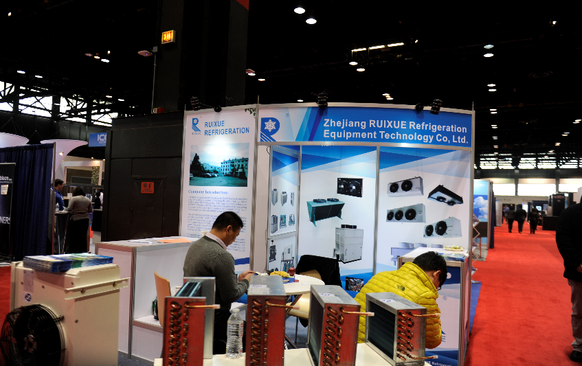 2016 AHR EXPO Orlando International Air Conditioning Heating Refrigerating Exposition