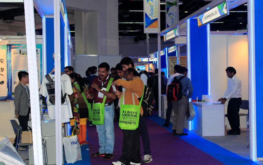 2015 Acrex India-South Asia's Largest Exhibition on Air Conditioning Ventilation Refrigeration and Building Services