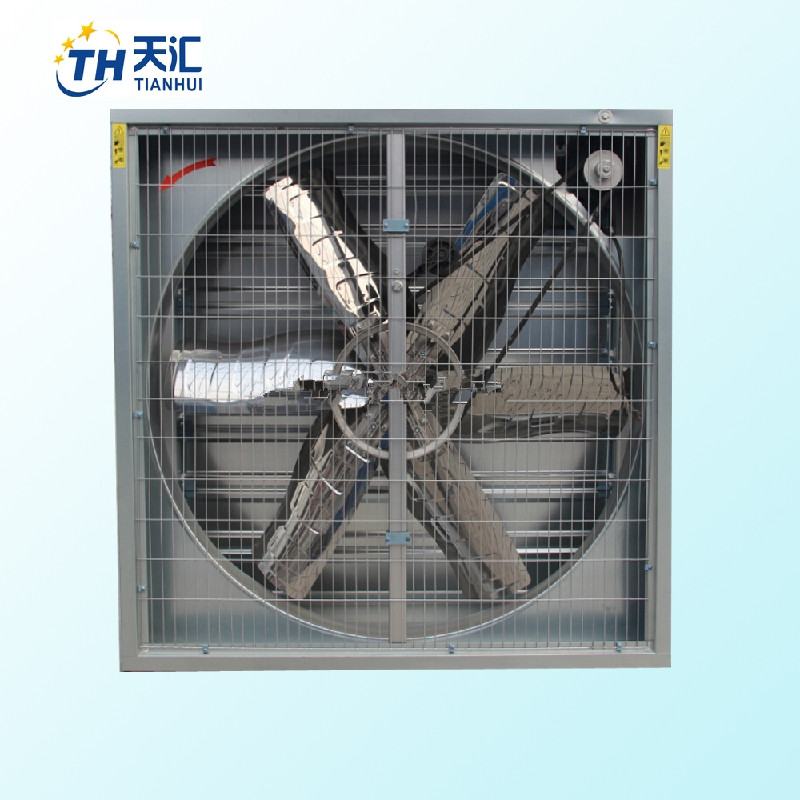 Wall Mounted Kitchen Exhaust Fan Poultry Ventilation Fan