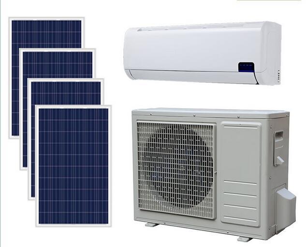 Off Grid 100 Pv Solar Powered Air Conditioner 1800btu