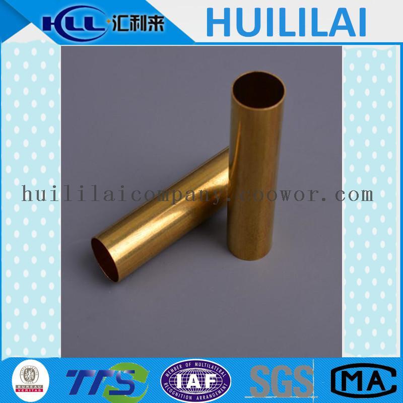 Large diameter plumbing materials hard drawn straight