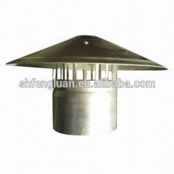 Galvanized Steel Round Roof Vent Cap Waterproof