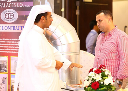 International Exhibition for Cooling, Heating, Refrigeration, Ventilation and Insulation Systems CHRVI Qatar 2017