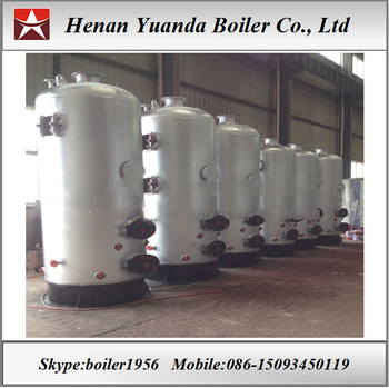 CLSG vertical type small coal fired hot water boiler for central ...