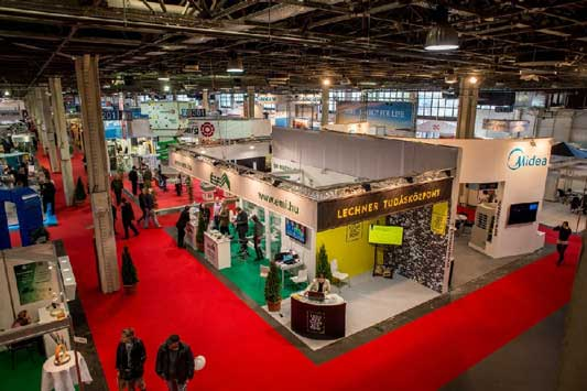 2017 Hungary 9th International Trade Exhibition for Heating, Ventilation, Air-Condition, Technology and Sanitation
