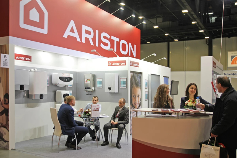 The 4th International Exhibition for Domestic and Industrial Heating, Water Supply, Engineering and Plumbing Systems, Air-Conditioning, Ventilation, Equipment for Pools, Saunas and Spas