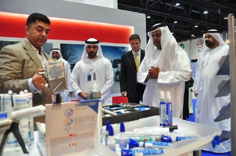 Climate Abu Dhabi 2016-International Exhibition for HVACR