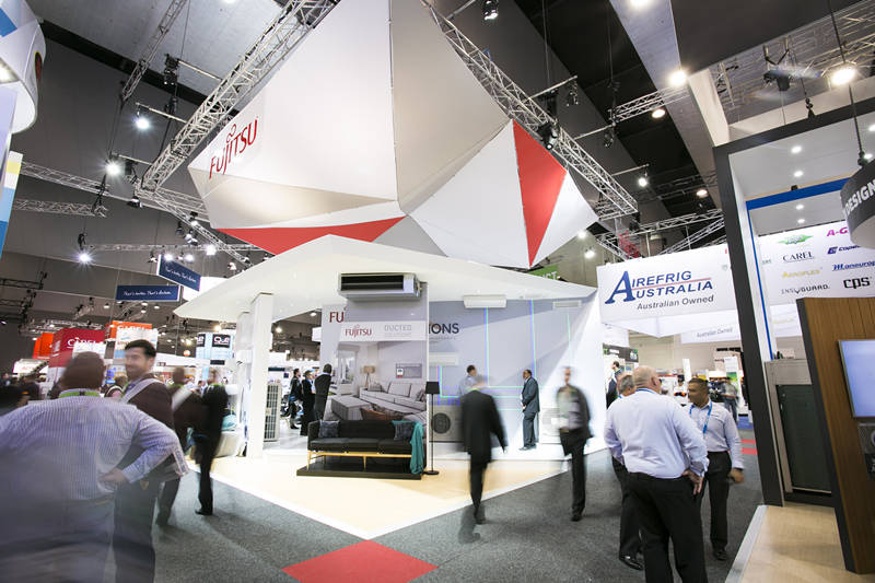 2018 Australia International Air Conditioning, Refrigeration & Building Services Exhibition