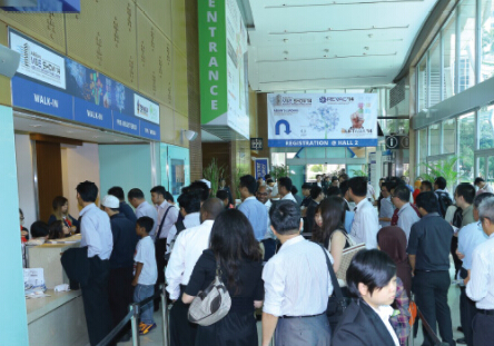 Southeast Asia's International Refrigeration, Ventilation and Air-Conditioning Show 2018