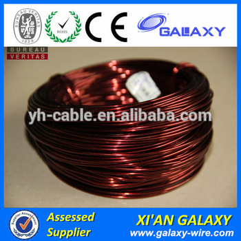 10% 30% Winding wire,Enamelled Copper Clad Aluminum Wire/ECCA wire ...