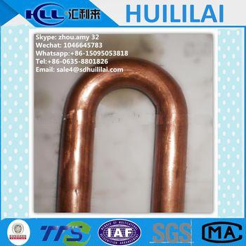 Straight ac copper pipe price per meter for Copper pipes price
