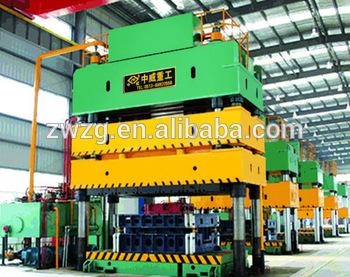 ZHONGWEI 300 ton hydraulic press double movement - Coowor com