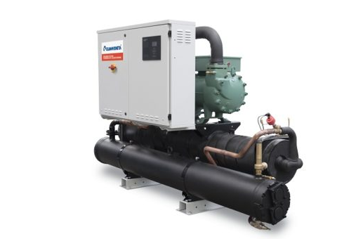 MEHICS presents the new water source chillers FX-W-G05