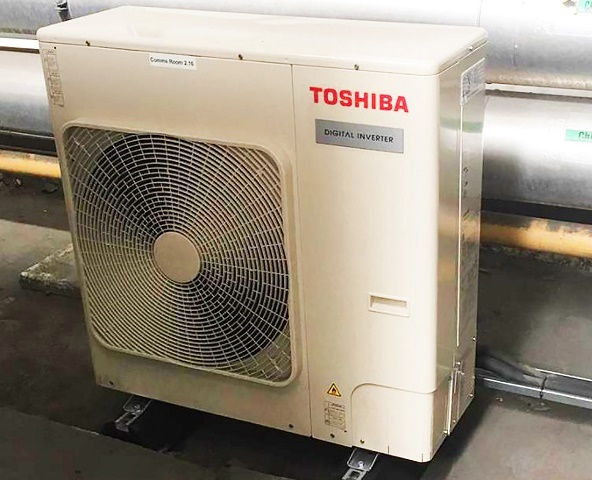 Toshiba's 10kW Wall-mount Arrives in Ireland with Hat-trick of Installations