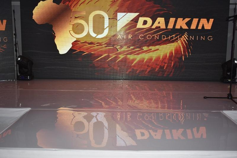 Happy birthday Daikin!