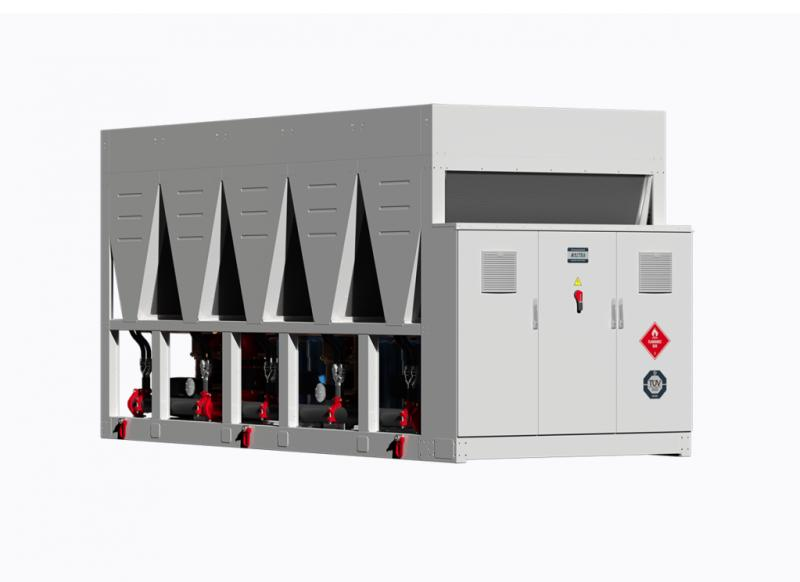 Kaltra adds R454b models to two of its chiller lineups