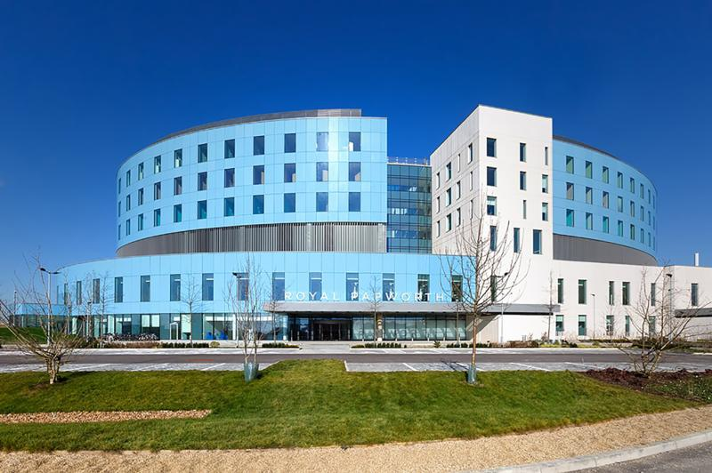 Turnkey cooling project integrates with Royal Papworth Hospital