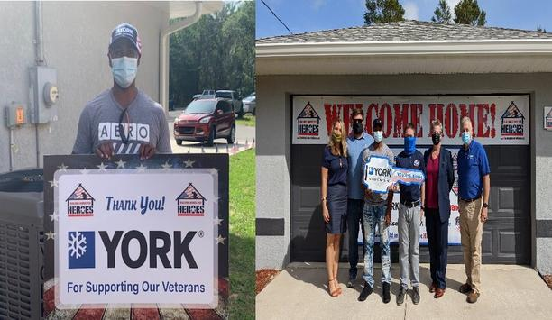 Florida-Based Contractor And YORK® Factory Direct Join Forces To Support Building Homes For Heroes