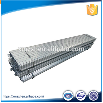 Galvanized Steel Flange Duct TDC Corner For Angle Joint