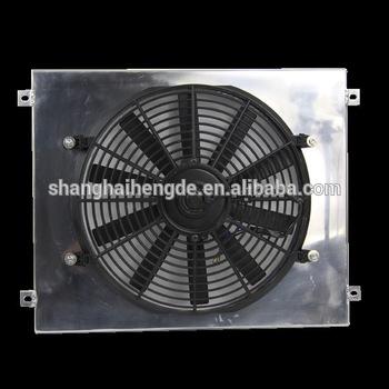 "1987-2006 Wrangler Electric Radiator Fan 16/"" High Output 220W /& Relay Kit"