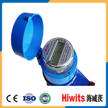 Wireless Wifi Remote Control Water Meter in AMR system