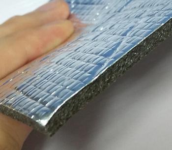 Aluminum Foil China Manufacturers Thermal Insulation Foam