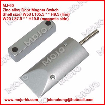 Mj-gps23r Magnetic Proximity Switch N.o Type Without Magnet Automatic Door Operators Hardware