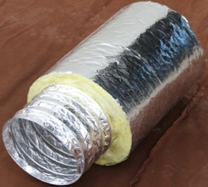 Insulated Flexible Aluminum Duct - Coowor com