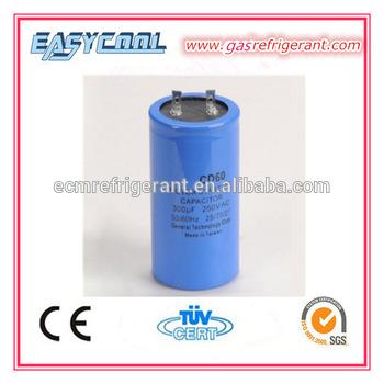 cbb60 capacitor 250vac 50 60hz 25 70 21Aluminum Electrolytic