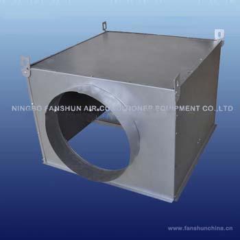 Plenum Box for Linear Slot Diffuser PB SW - Coowor com