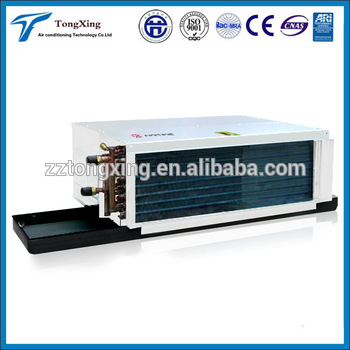 low static pressure duct type fan coil unit price made in