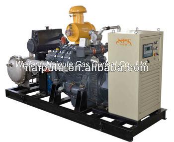 Wood Gas Generator >> 10kw 1000kw Wood Gas Syngas Biomass Gas Generator Deutz