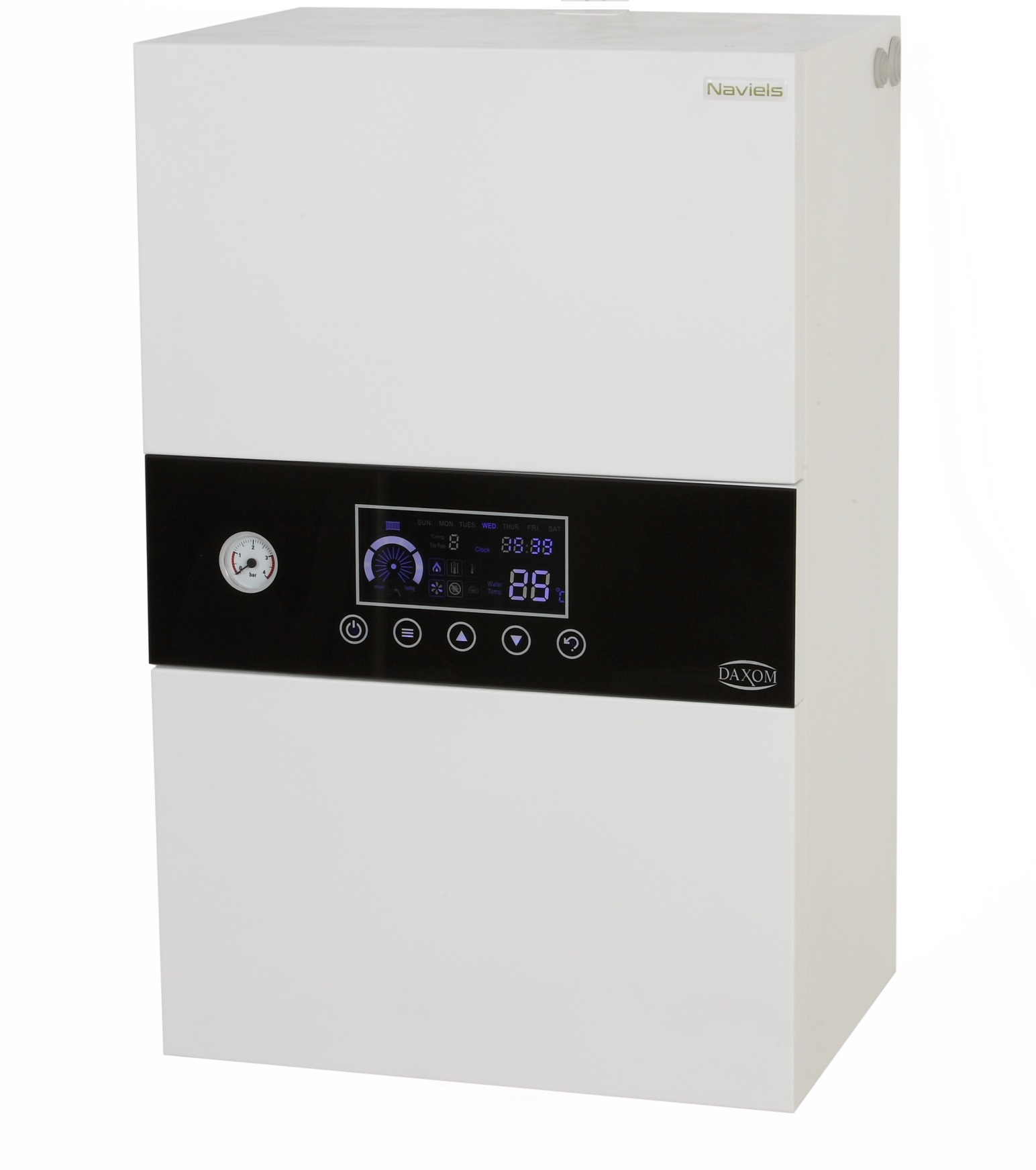 Wall hung electric boiler for home heating 20 kW 380 Volt - Coowor.com