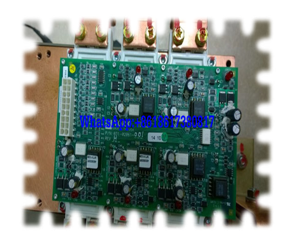 031 02507 001 Second-hand Circuit Board Control Mustang Vsd Logic Brd Home Appliances Air Conditioner Parts