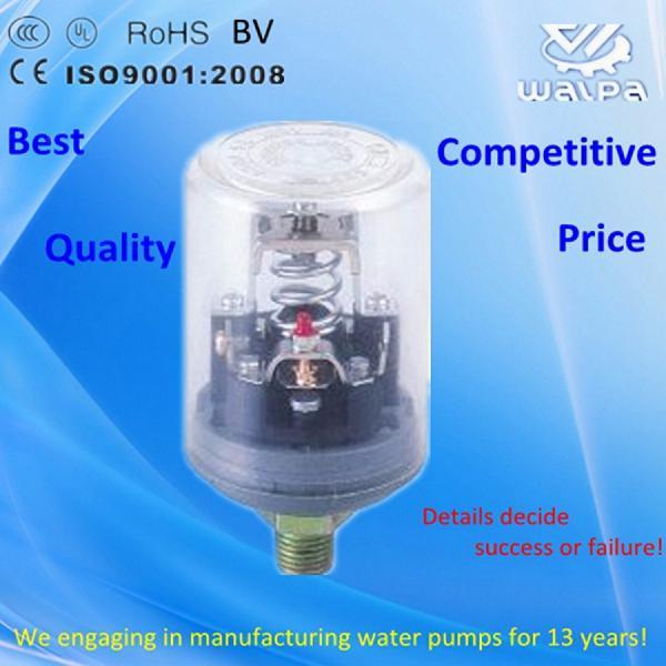 Pressure Switch for Electric High Pressure Water Pump