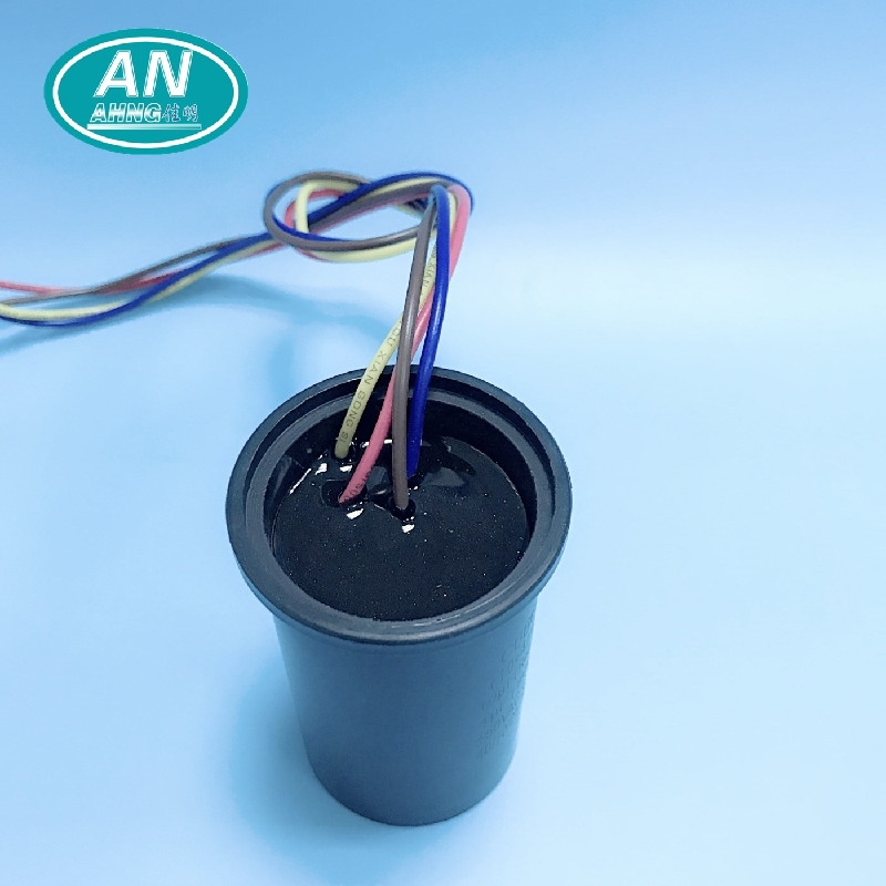 4 wire cbb60 sh washing machine motor run capacitor - Coowor.com