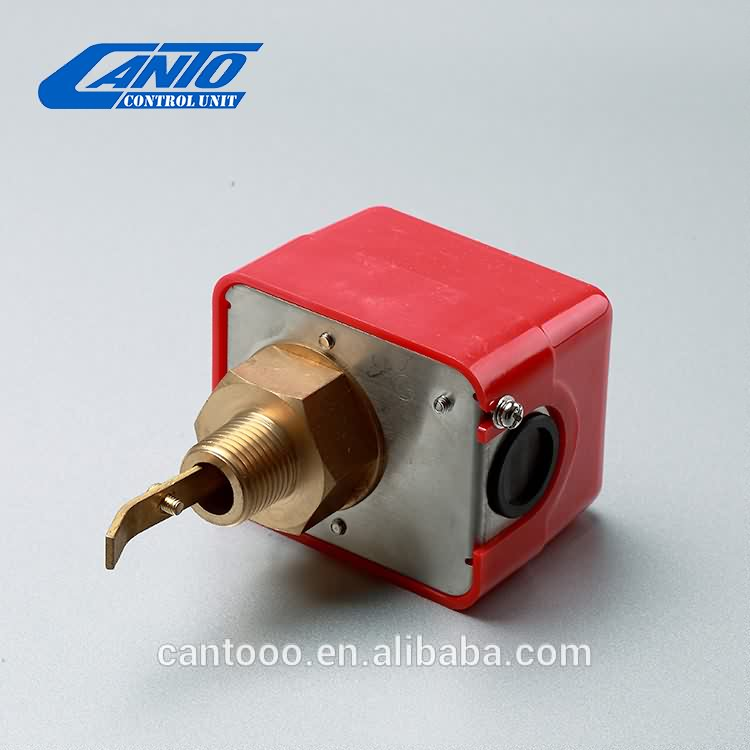 Paddle Type Water Flow Switch Hfs 15 Partial Stainless