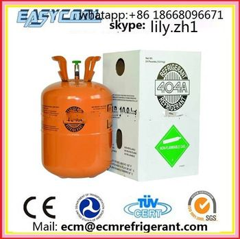 Mixed refrigerant gas purity R404a,R134a ,R410a,R407c,R408a