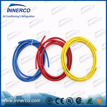 High quality R22 R410a R32 Charging Hose sets for Refrigeration