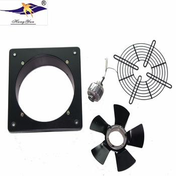 110V 60Hz industrial exhaust fan with big air volume and