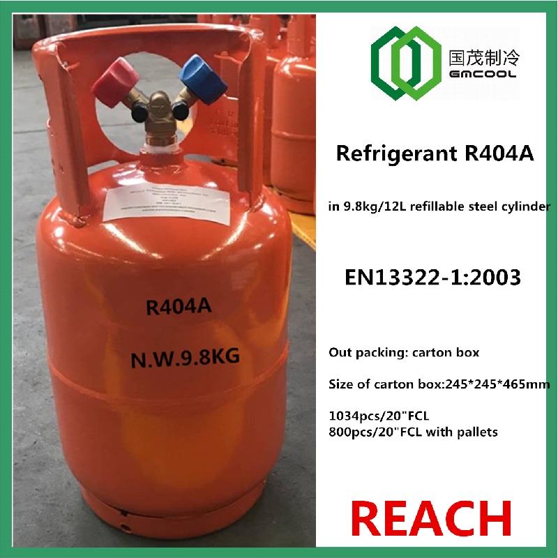 Zhejiang Guomao Industrial Co ,Ltd  - Refrigerants: R134a, R22