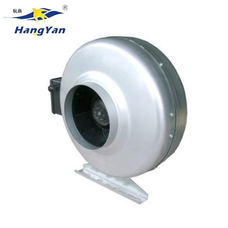 4 inches backward curved ventilation industrial centrifugal
