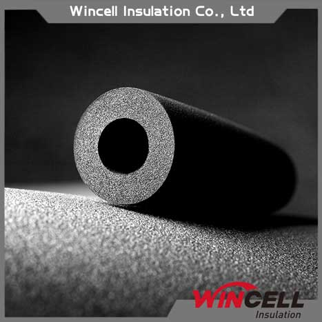 Wincell  Black NBR <font color='red'>rubber</font> insulation tube (UL) for <font color='red'>Copper</font> tube