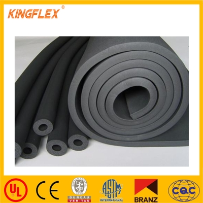 Foam Copper Water Pipe Insulation for Air Conditioner & Open Cell Engineered Elastomeric open cell nitrile rubber insulation ...